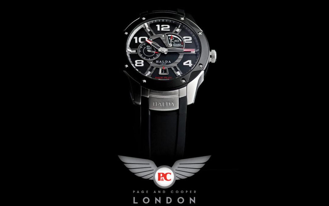 London calls for Halda Watch Co