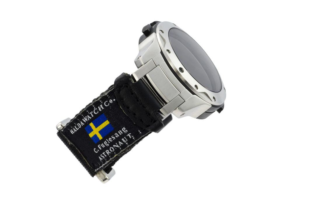 Halda part of A Swedish space odyssey