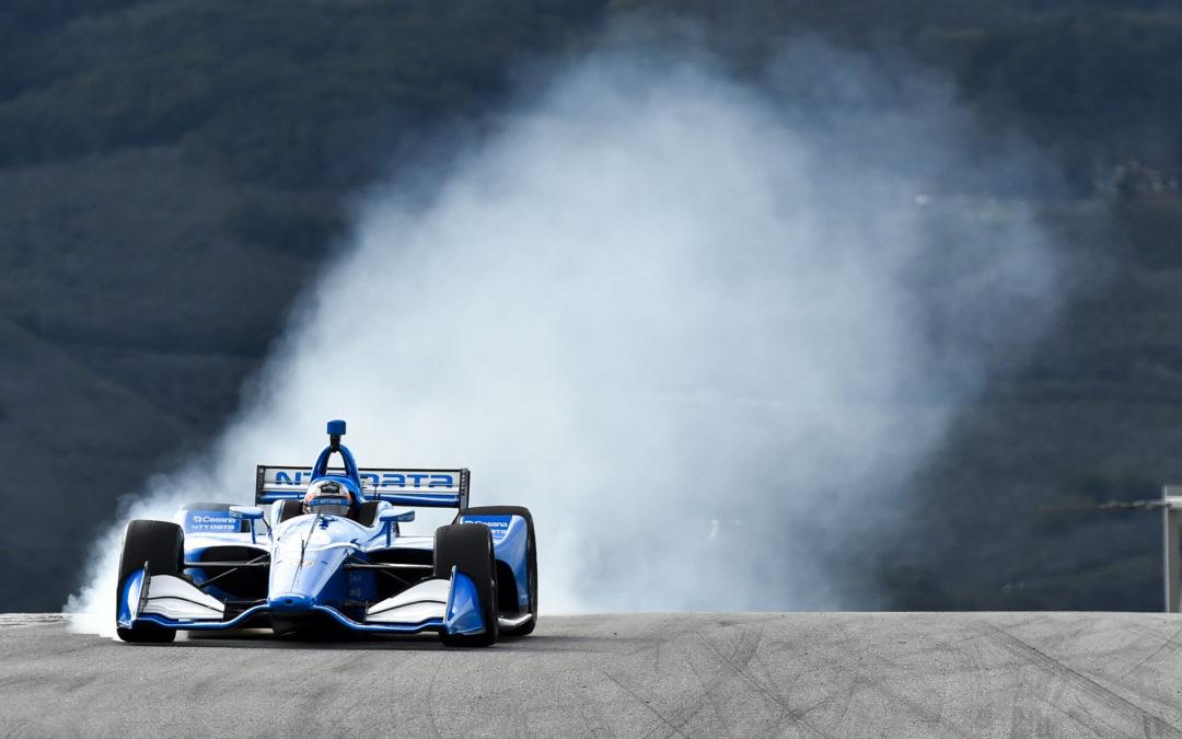Felix Rosenqvist all set for IndyCar debut